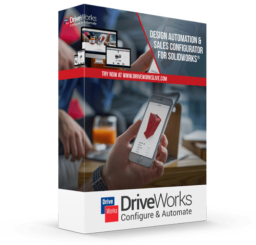 DriveWorksPro software