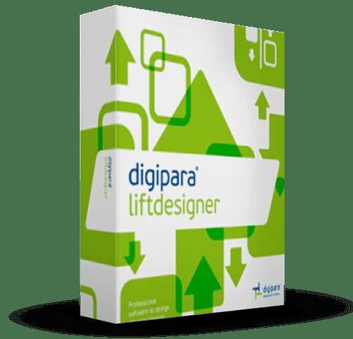digipara liftdesigner software