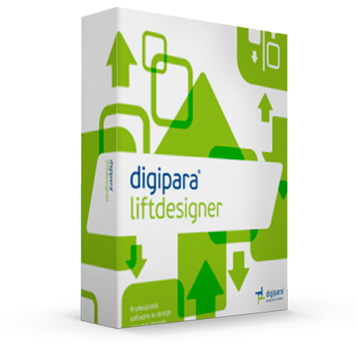 digipara liftdesigner software