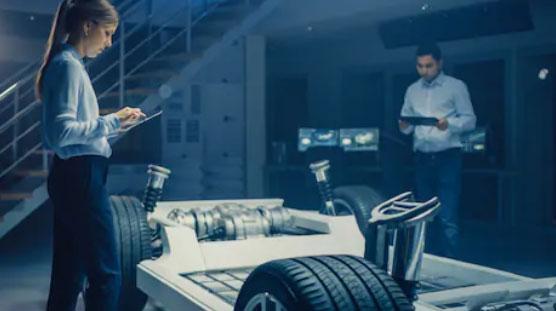 Innovación en Ingeniería Mecánica. Le ayudamos con su I+D