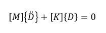 Ecuacion modal