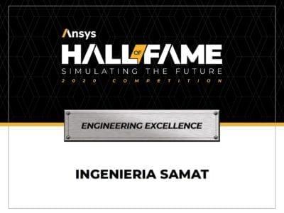 ANSYS Hall of Fame. Automatización de cálculos