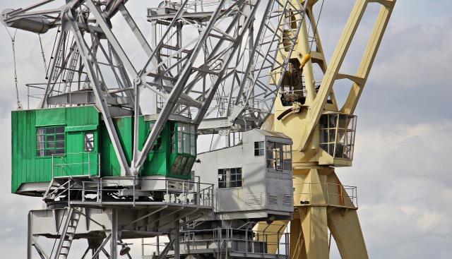 sky transport vehicle mast machine industry 497766