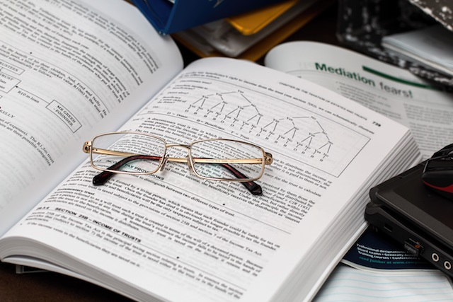 writing read newspaper student business spectacles 882993